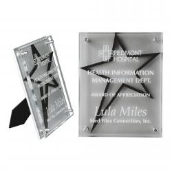ACRYLIC STAND OUT PLAQUE
