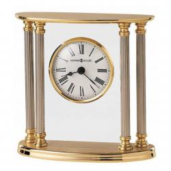 BRASS NEW ORLEANS CLOCK