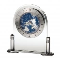CHROME DISCOVERER CLOCK