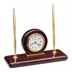 ROSEWOOD DESK CLOCK