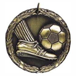 SOCCER (KICKING BALL) MEDAL