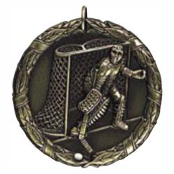 ICE HOCKEY (ACTION) MEDAL
