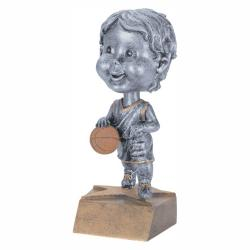 BASKETBALL BOBBLE HEAD (MALE)