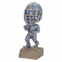 FOOTBALL BOBBLE HEAD (MALE)