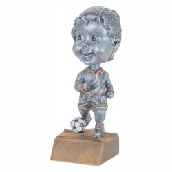 SOCCER BOBBLE HEAD (FEMALE)
