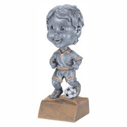 SOCCER BOBBLE HEAD (MALE)