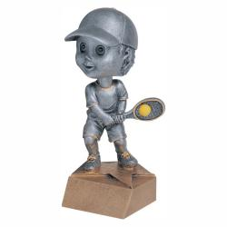 TENNIS BOBBLE HEAD (MALE)