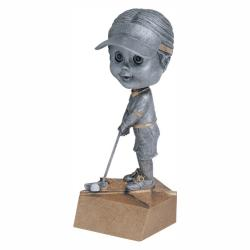 GOLF BOBBLE HEAD (FEMALE)