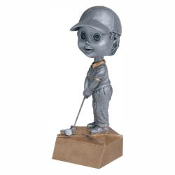 GOLF BOBBLE HEAD (MALE)