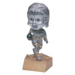 BOWLER BOBBLE HEAD (FEMALE)