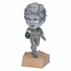 BOWLER BOBBLE HEAD (MALE)
