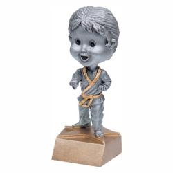 KARATE BOBBLE HEAD (FEMALE)