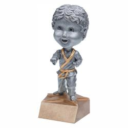 KARATE BOBBLE HEAD (MALE)
