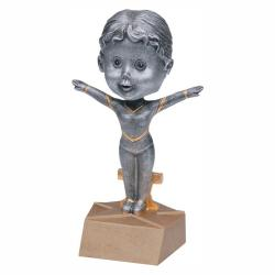 GYMNAST BOBBLE HEAD (FEMALE)