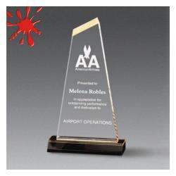 ACRYLIC OPTIMA AWARD