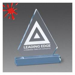 ACRYLIC PINNACLE AWARD