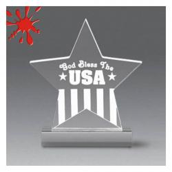 ACRYLIC STAR AWARD