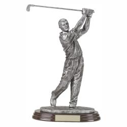 GOLF (MALE) RESIN TROPHY