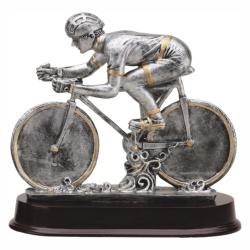 RACING BIKE (MALE) RESIN TROPHY