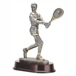 TENNIS (FEMALE) RESIN TROPHY