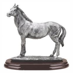 HORSE RESIN TROPHY