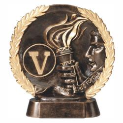 VICTORY WREATH RESIN