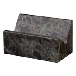 GREEN MARBLE BUSINESS CARD HOLDER