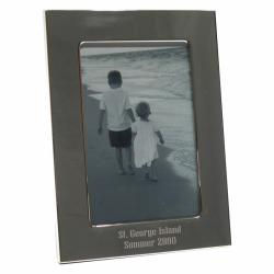 SILVERPLATED PHOTO FRAME