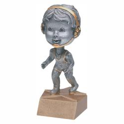 WRESTLING BOBBLE HEAD (MALE)