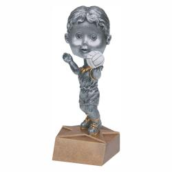 VOLLEYBALL BOBBLE HEAD (FEMALE)