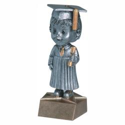 GRADUATE BOBBLE HEAD (MALE)