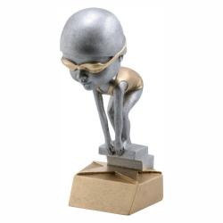 SWIMMER BOBBLE HEAD (FEMALE)