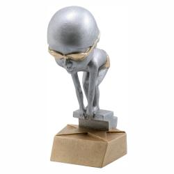 SWIMMER BOBBLE HEAD (MALE)
