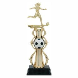 SOCCER (FEMALE) RISER TROPHY
