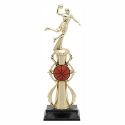 BASKETBALL (MALE) RISER TROPHY