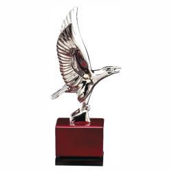 NICKEL PLATED AMERICAN EAGLE