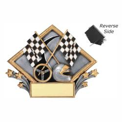 RACING RESIN DIAMOND PLATE
