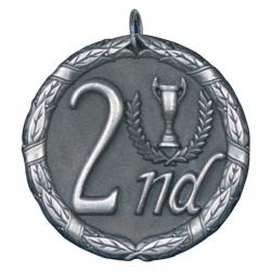 2ND PLACE SILVER MEDAL