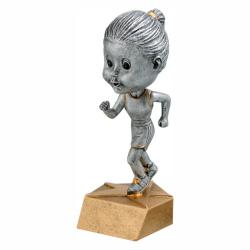 TRACK BOBBLE HEAD (FEMALE)