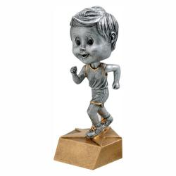 TRACK BOBBLE HEAD (MALE)