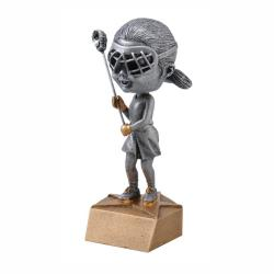 LACROSSE BOBBLE HEAD (FEMALE)