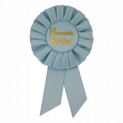 HONORABLE MENTION ROSETTE RIBBON