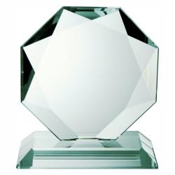 JADE GLASS MAJESTIC OCTAGON