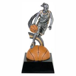 MX BASKETBALL (FEMALE) RESIN AWARD