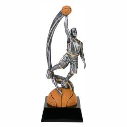 MX BASKETBALL (MALE) RESIN AWARD