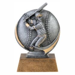 MX 3D BASEBALL (MALE) RESIN AWARD