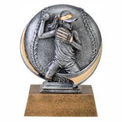 MX 3D SOFTBALL (FEMALE) RESIN AWARD