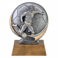 MX 3D SOCCER (MALE) RESIN AWARD