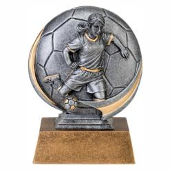 MX 3D SOCCER (FEMALE) RESIN AWARD