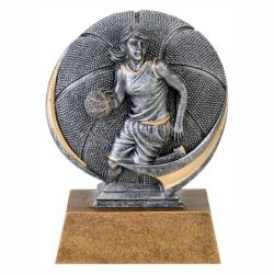 MX 3D BASKETBALL (FEMALE) RESIN AWARD